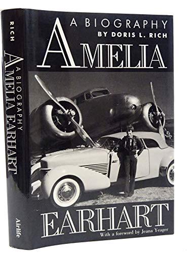 9781853101335: Amelia Earhart: A Biography