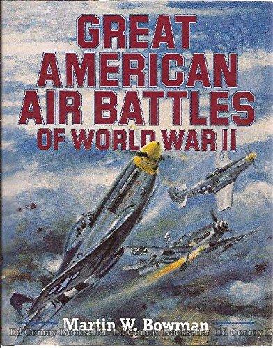9781853102134: Great American Air Battles of World War II