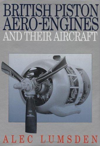 9781853102943: British Piston Aero Engines