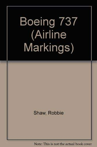 9781853103124: Boeing 737 (Airline Markings)