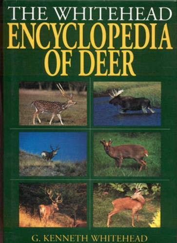 9781853103629: Whitehead Encyclopedia Of Deer