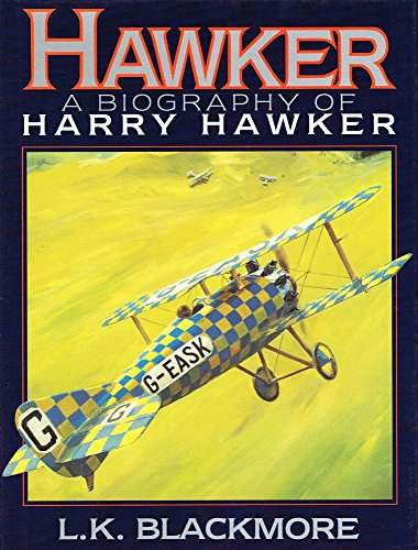 9781853104374: Hawker: A Biography of Harry Hawker