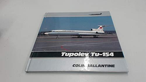 9781853104657: Tupolev Tu-154 (Airline Markings, Vol. 12)