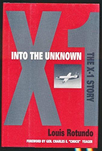 9781853105265: Into the Unknown: X-1 Story