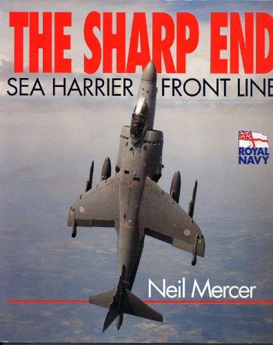 The Sharp End: Sea Harrier, Front Line: Mercer, Neil
