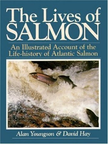 The Lives of Salmon: An Illustrated Account: Hay, David and