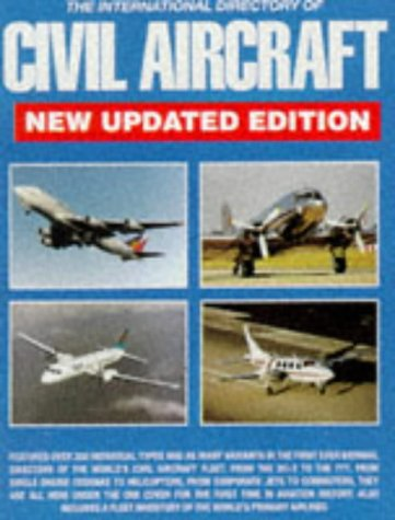 9781853108358: The International Directory of Civil Aircraft 1997-98