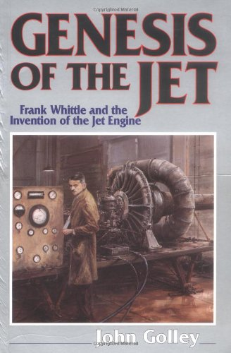 9781853108600: Genesis: Frank Whittle and the Invention of the Jet Engine