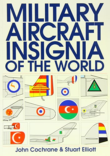 9781853108730: Military Aircraft Insignia of the World