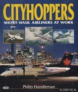 9781853108952: Cityhoppers: Short-haul Airliners at Work (Airlife's Colour)