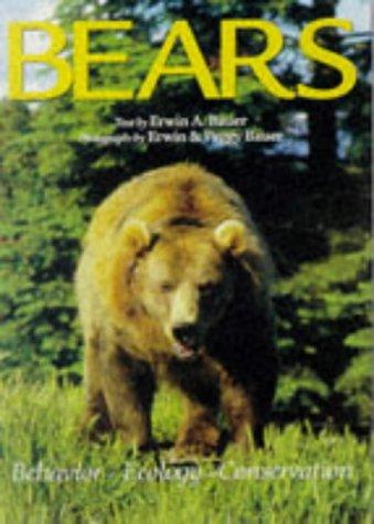9781853109133: Bears: Behaviour-Ecology-Conservation