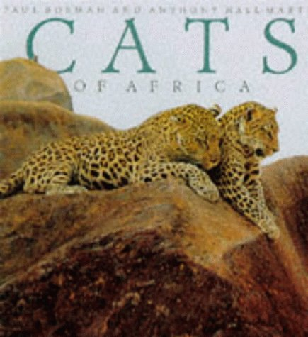 9781853109362: Cats of Africa