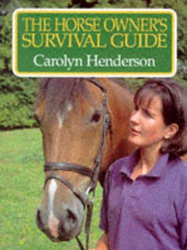 9781853109508: Horse Owner's Survival Guide