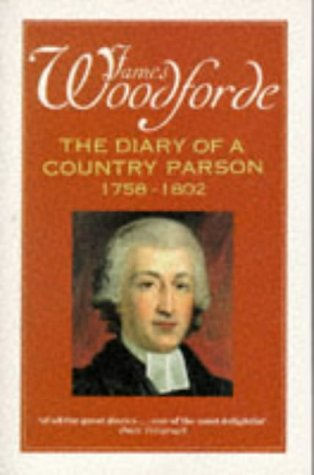 9781853111389: The Diary of a Country Parson 1758-1802
