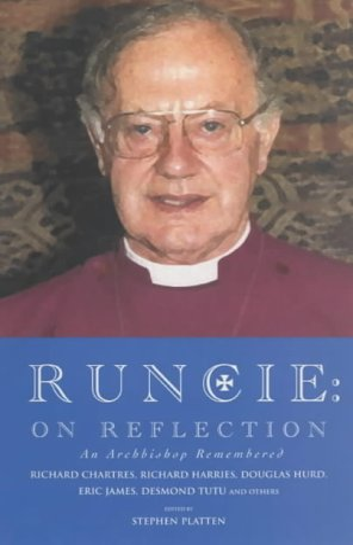 9781853114700: Runcie: On Reflection