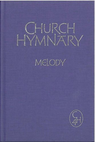 9781853116148: Church Hymnary 4 Melody edition