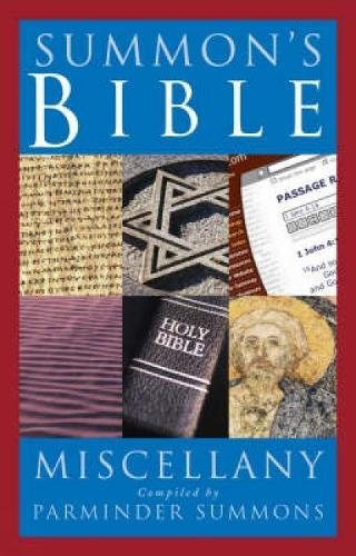 9781853116797: Summons's Bible Miscellany