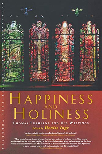 9781853117893: Happiness and Holiness (Canterbury Studies in Spiritual Theology)