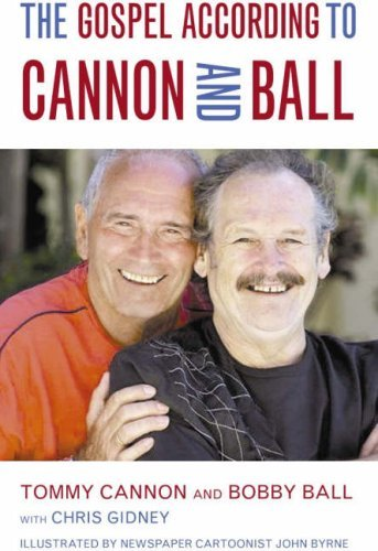 9781853117923: The Gospel According to Cannon and Ball