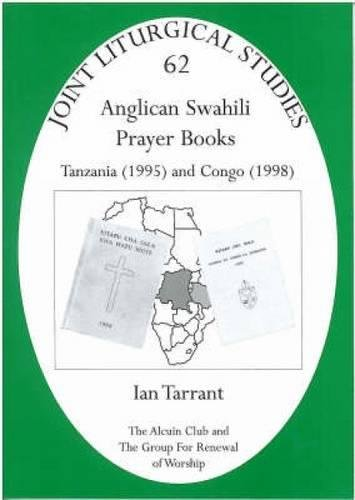 9781853118029: Anglican Swahili Prayer Books (Joint Liturgical Studies)