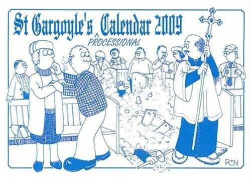 St.Gargoyle's Calendar 2009: