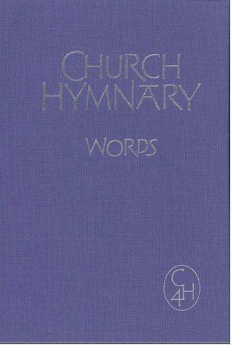 9781853118326: Church Hymnary 4 Words edition: v. 4