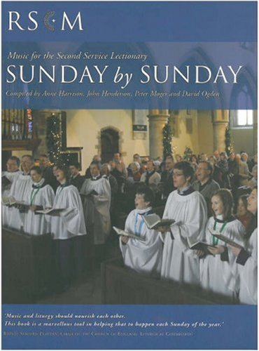 9781853118401: Sunday by Sunday: Music for the Second Service