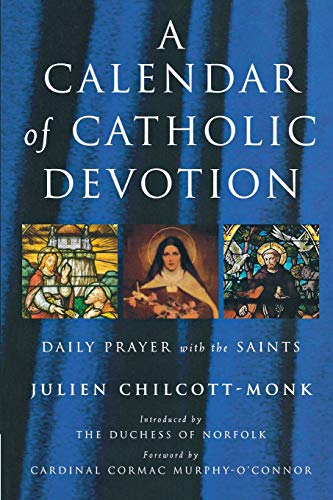 9781853118593: A Calendar of Catholic Devotion