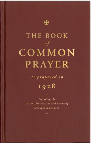 9781853119118: The Book of Common Prayer: As Proposed in 1928