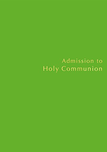 9781853119415: Admission to Communion Register