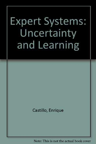 9781853120503: Expert Systems: Uncertainty and Learning