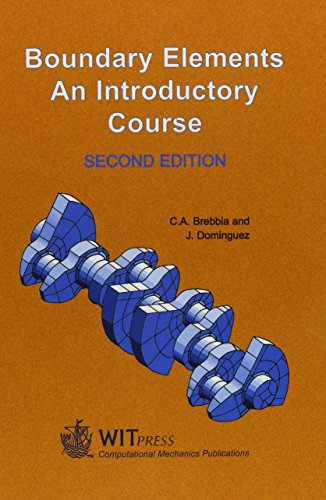 9781853121609: Boundary Elements: An Introductory Course
