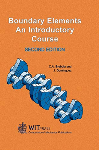 9781853123498: Boundary Elements: An Introductory Course