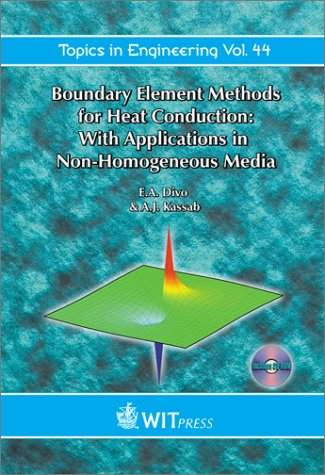 9781853127717: Boundary Element Methods for Heat Conduction with Applications in Non-Homogeneous Media