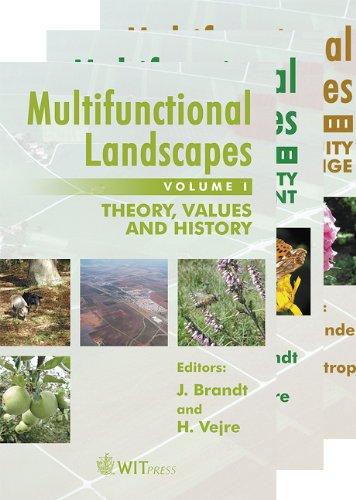 9781853129360: Multifunctional Landscapes: 3 Volume Set