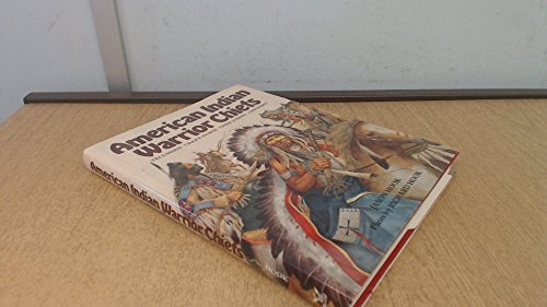 9781853141034: American Indian Warrior Chiefs (Heroes & warriors)