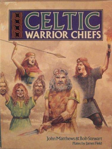 Celtic Warrior Chiefs (Heroes & Warriors): Matthews, John, Stewart,