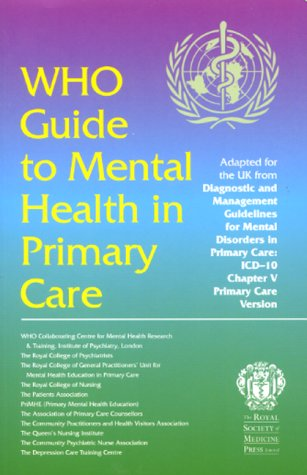9781853154515: WHO Guide to Mental Health in Primary Care