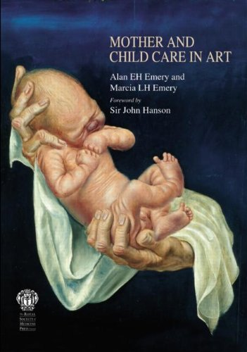 Mother and child care in art