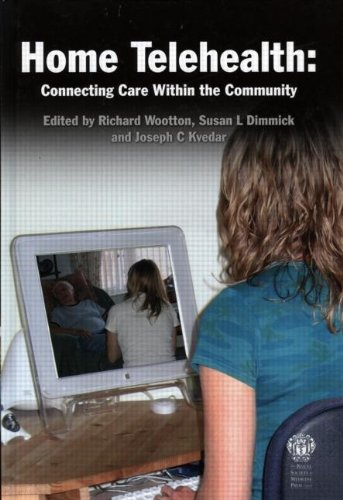 9781853156571: Home Telehealth: Connecting Care Within the Community