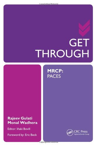 9781853158346: Get Through MRCP: PACES