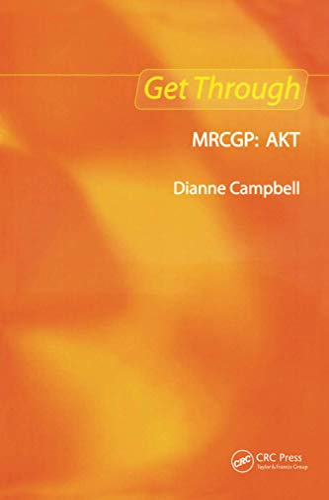 9781853158735: Get Through MRCGP: AKT