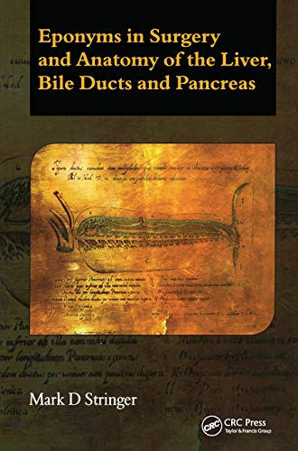 9781853159855: Eponyms in Surgery and Anatomy of the Liver, Bile Ducts and Pancreas