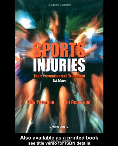 9781853171192: Sports Injuries: Third Edition: Their Prevention and Treatment