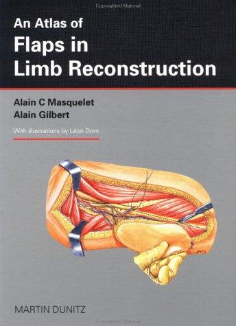 9781853171727: An Atlas of Flaps in Limb Reconstruction.