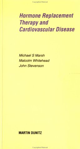 HRT and Cardiovascular Disease: Pocketbook (Medical Pocketbooks): Michael S Marsh
