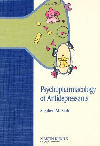 9781853175138: Psychopharmacology of Antidepressants