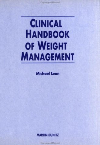 9781853175428: Clinical Handbook of Weight Management, Second Edition