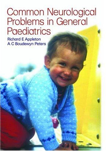 9781853177361: Common Neurological Problems in General Paediatrics (Pediatrics)