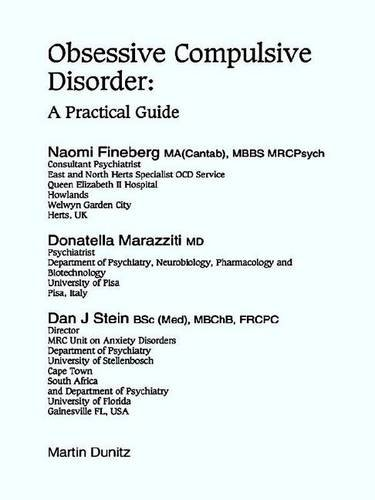 9781853179198: Obsessive Compulsive Disorders: A Practical Guide
